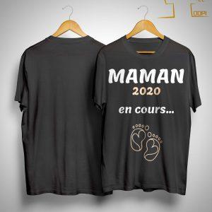 Feet Maman 2020 En Cours Shirt