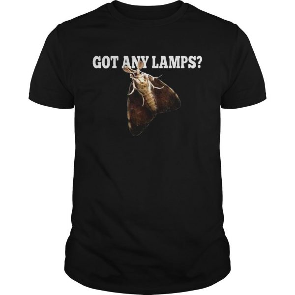 Got Any Lamps Shirt