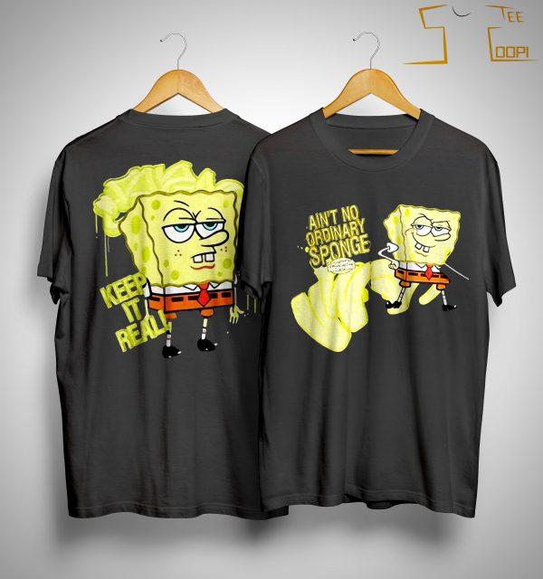 Larry Walker Spongebob Shirt