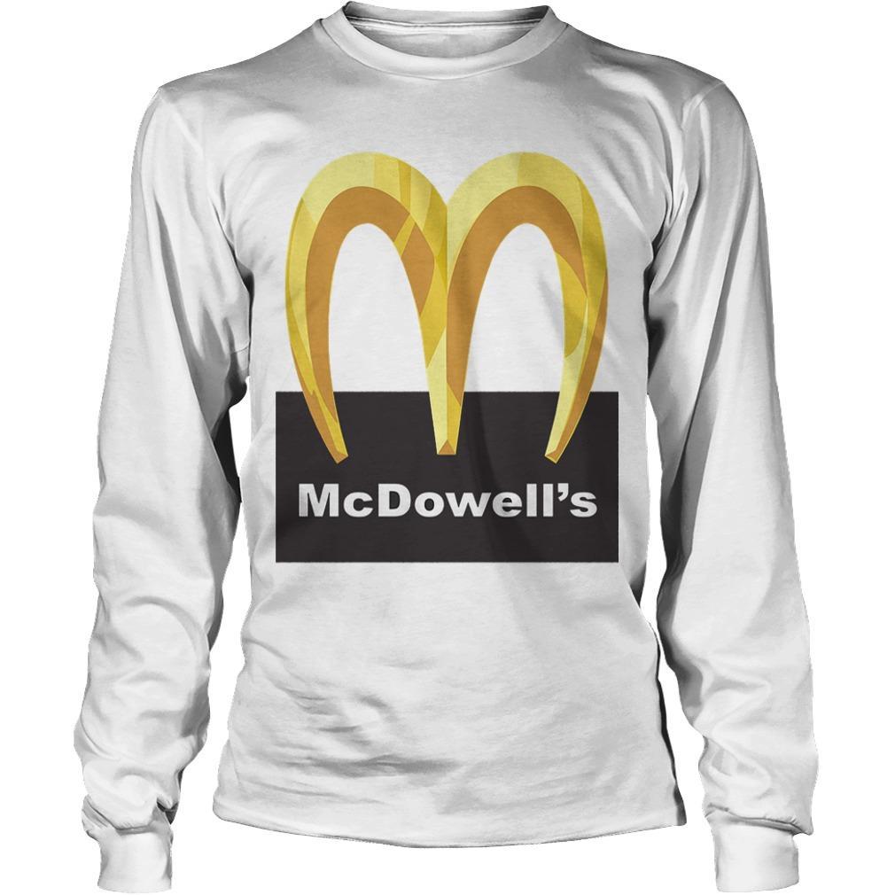 McDowell's Logo Longsleeve