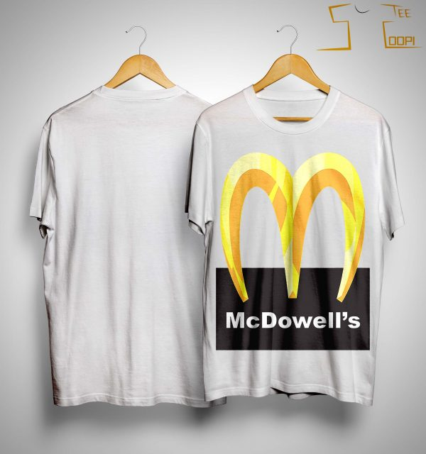 McDowell's Logo Shirt