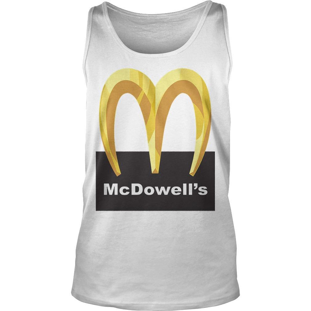 McDowell's Logo Tank Top