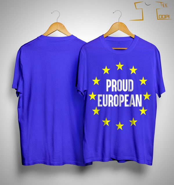 Proud European Shirt
