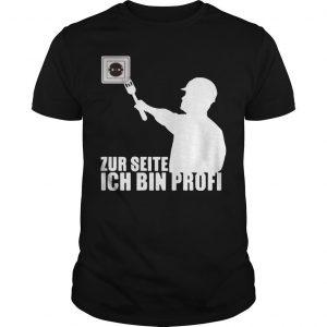 Zur Seite Ich Bin Profi Shirt