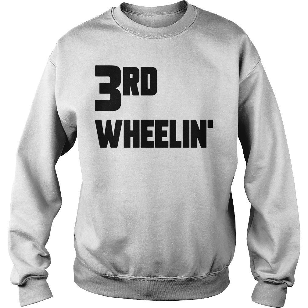 3rd Wheelin' Sweater