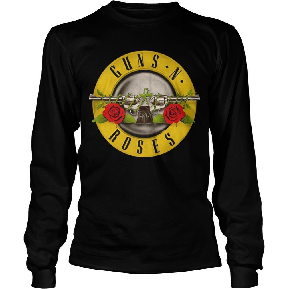 Bravado Guns N Roses T Longsleeve