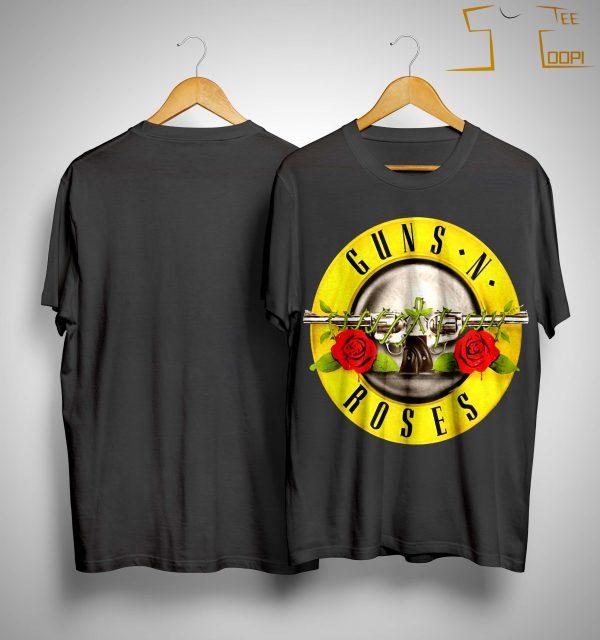 Bravado Guns N Roses T Shirt