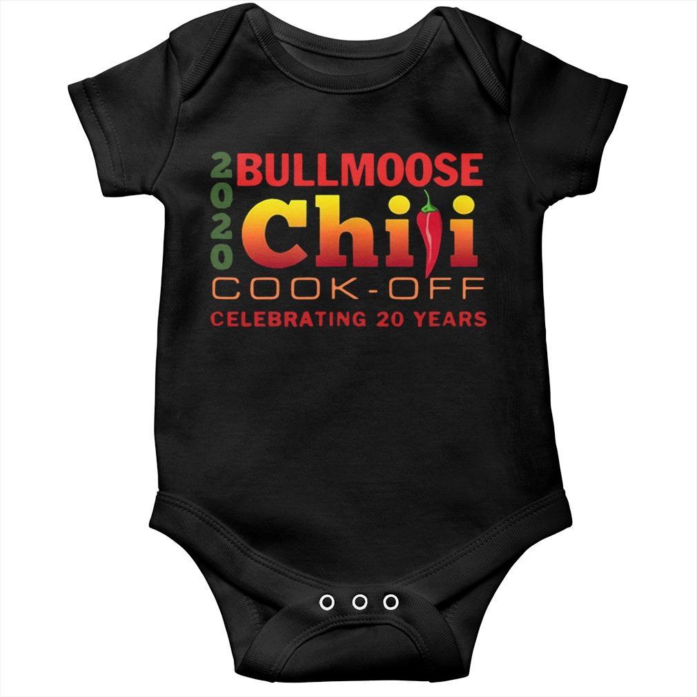 2020 Bullmoose Chili Cook Off Celebrating 20 Years Longsleeve
