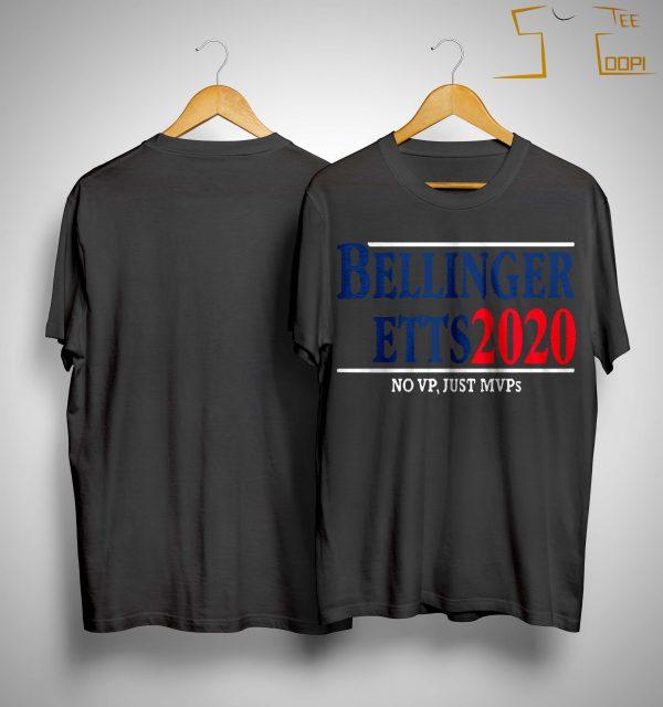 Bellinger Betts 2020 No Vp Just Mvps Shirt