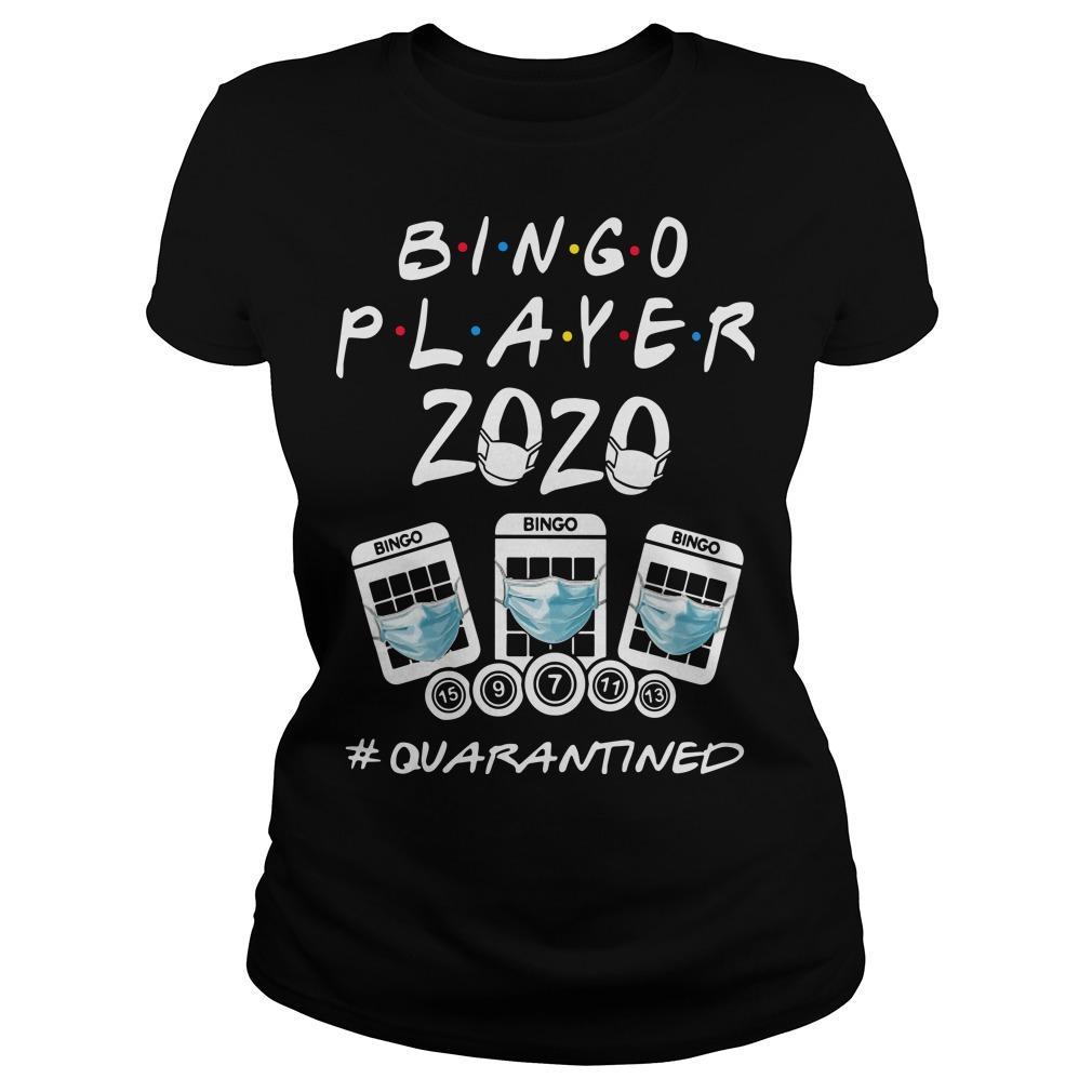 Bingo Player 2020 #quanrantined Longsleeve