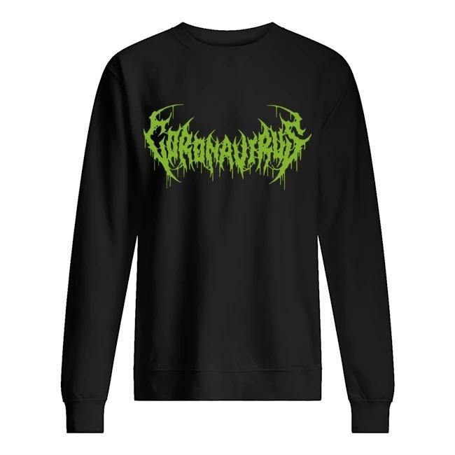 Coronavirus World Tour Sweater