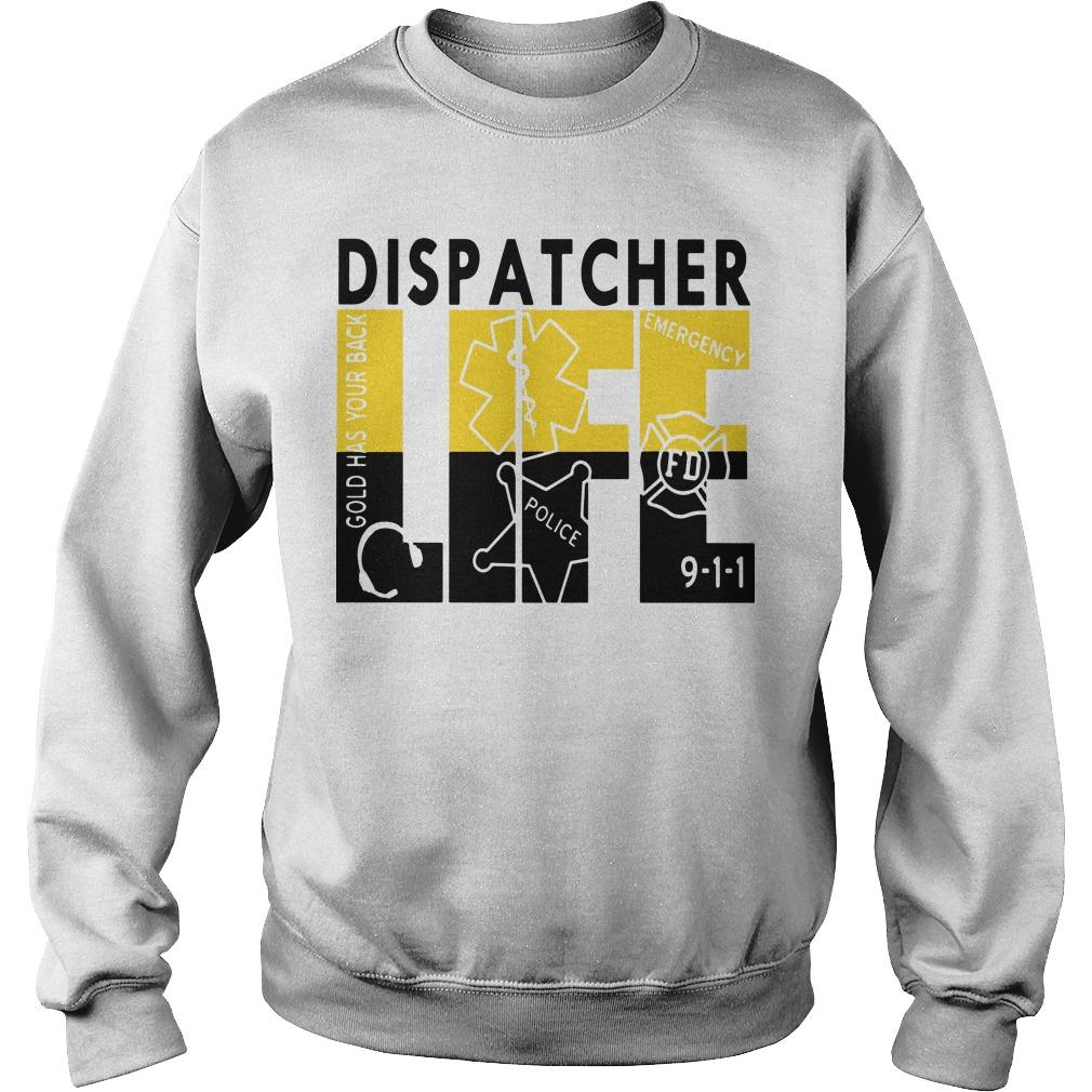 Dispatcher Life Sweater