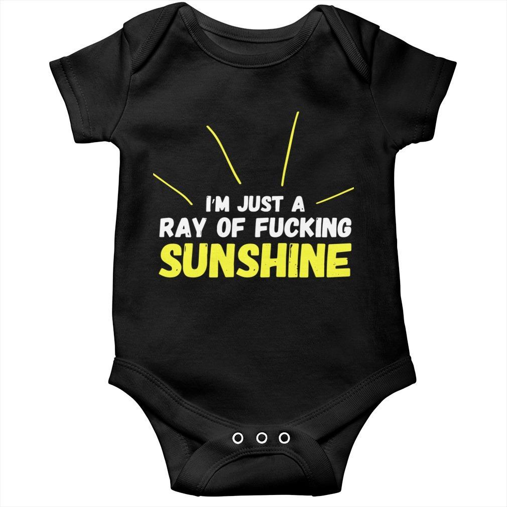 I'm Just A Ray Of Fucking Sunshine Longsleeve