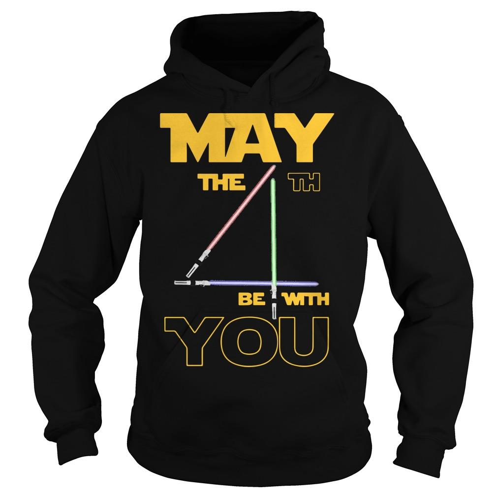 Star Wars May The 4th Be With Your Hoodie