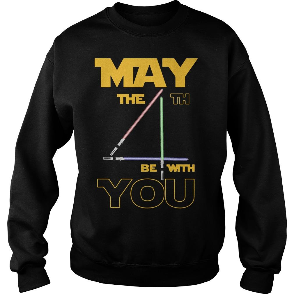 Star Wars May The 4th Be With Your Sweater
