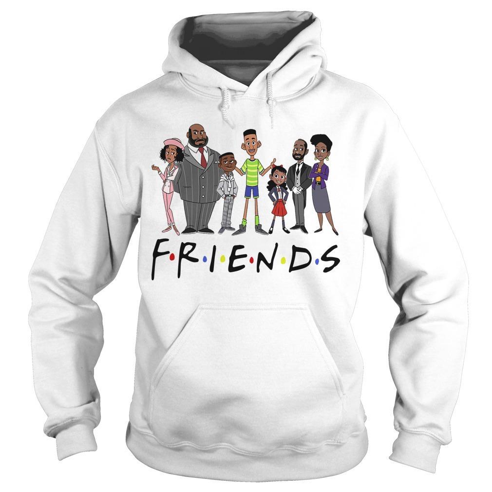 We Are Black Friends Hoodie