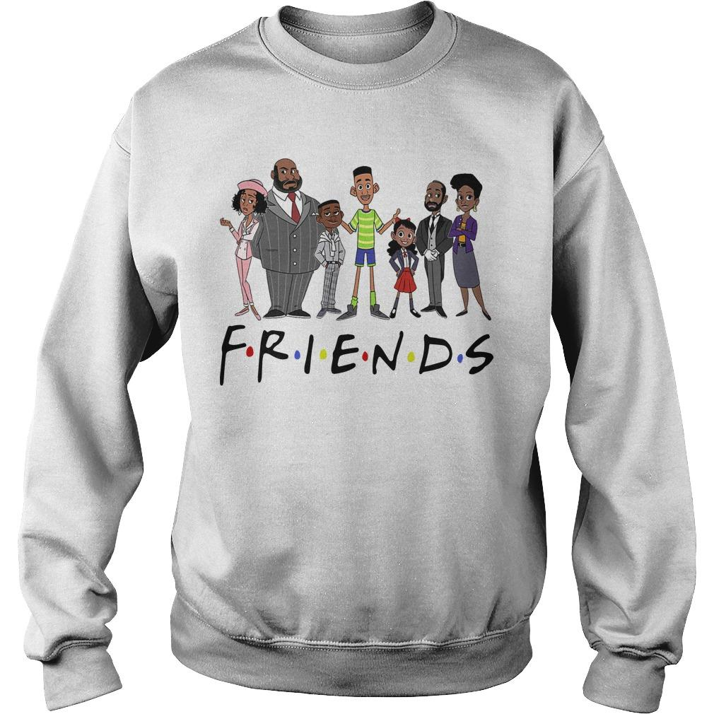 We Are Black Friends Sweater