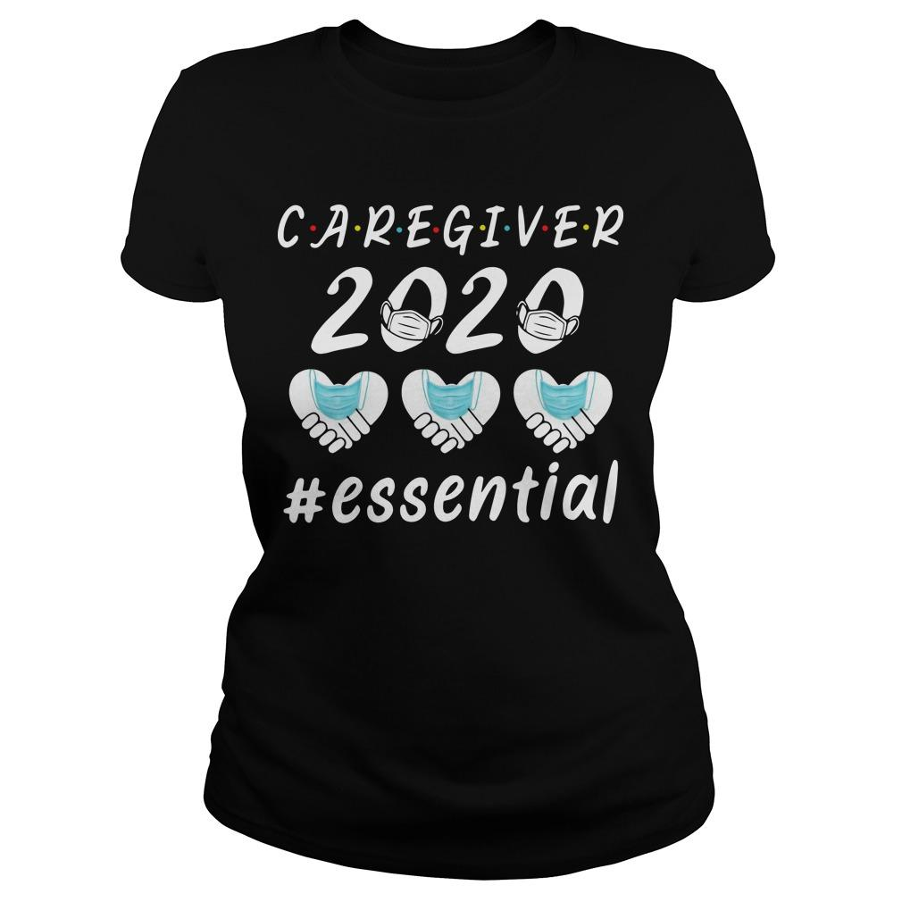 Caregiver 2020 Essential Longsleeve