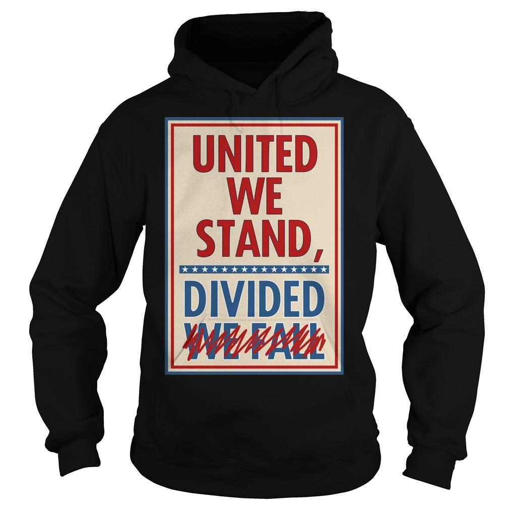 Colbertlateshow United We Stand Hoodie