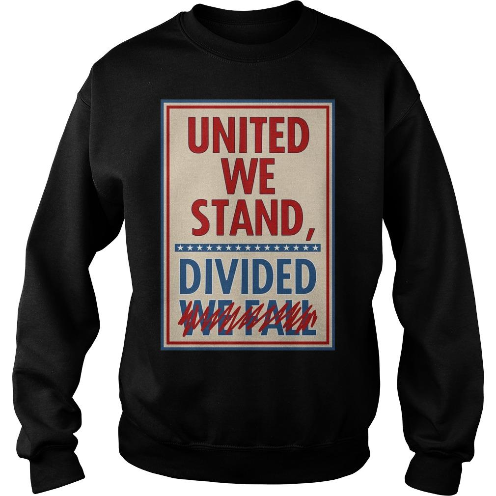 Colbertlateshow United We Stand Sweater
