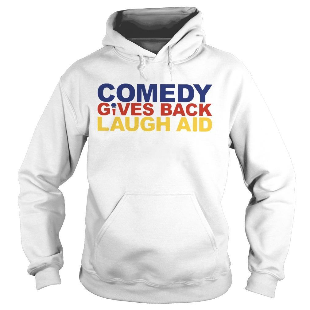 Comedy Gives Back Laugh Aid Hoodie