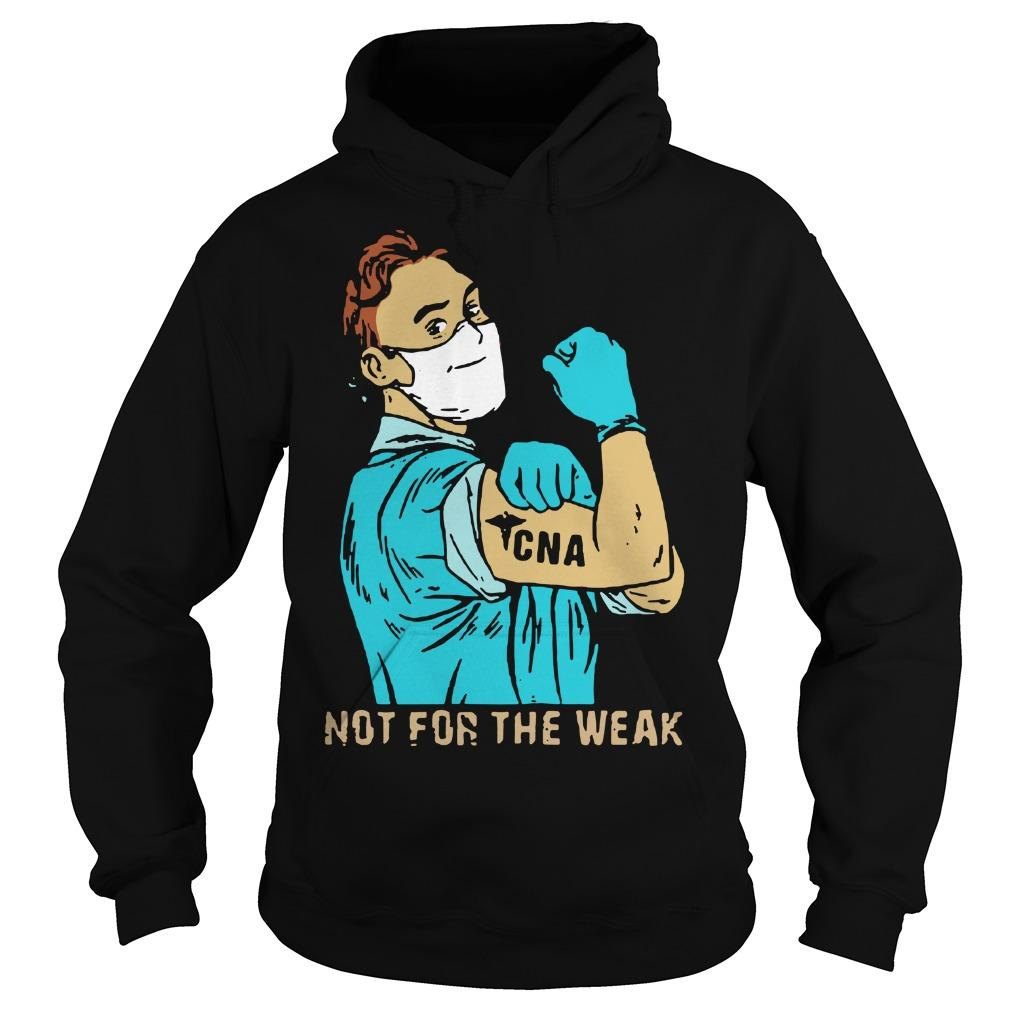 Doctor Cna Tattoo Not For The Weak Hoodie