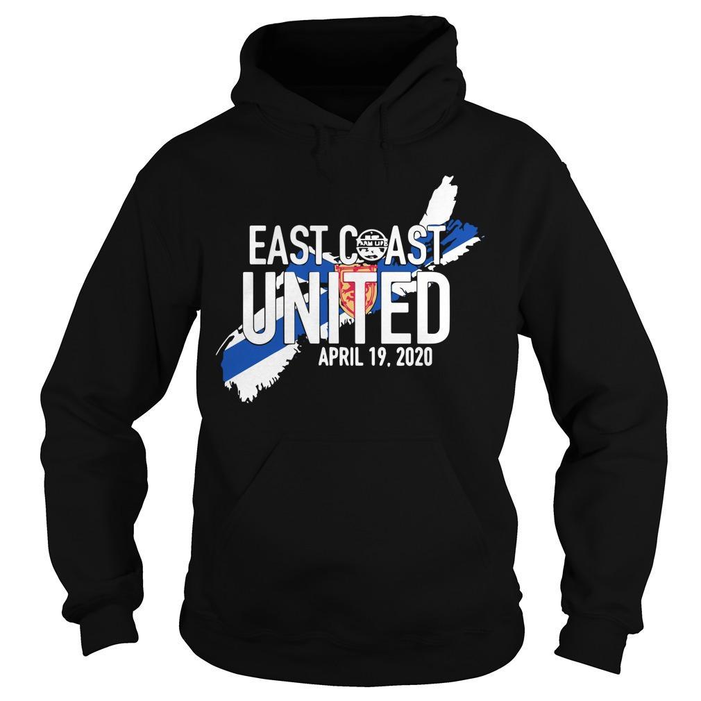 East Coast United April 19 2020 Hoodie