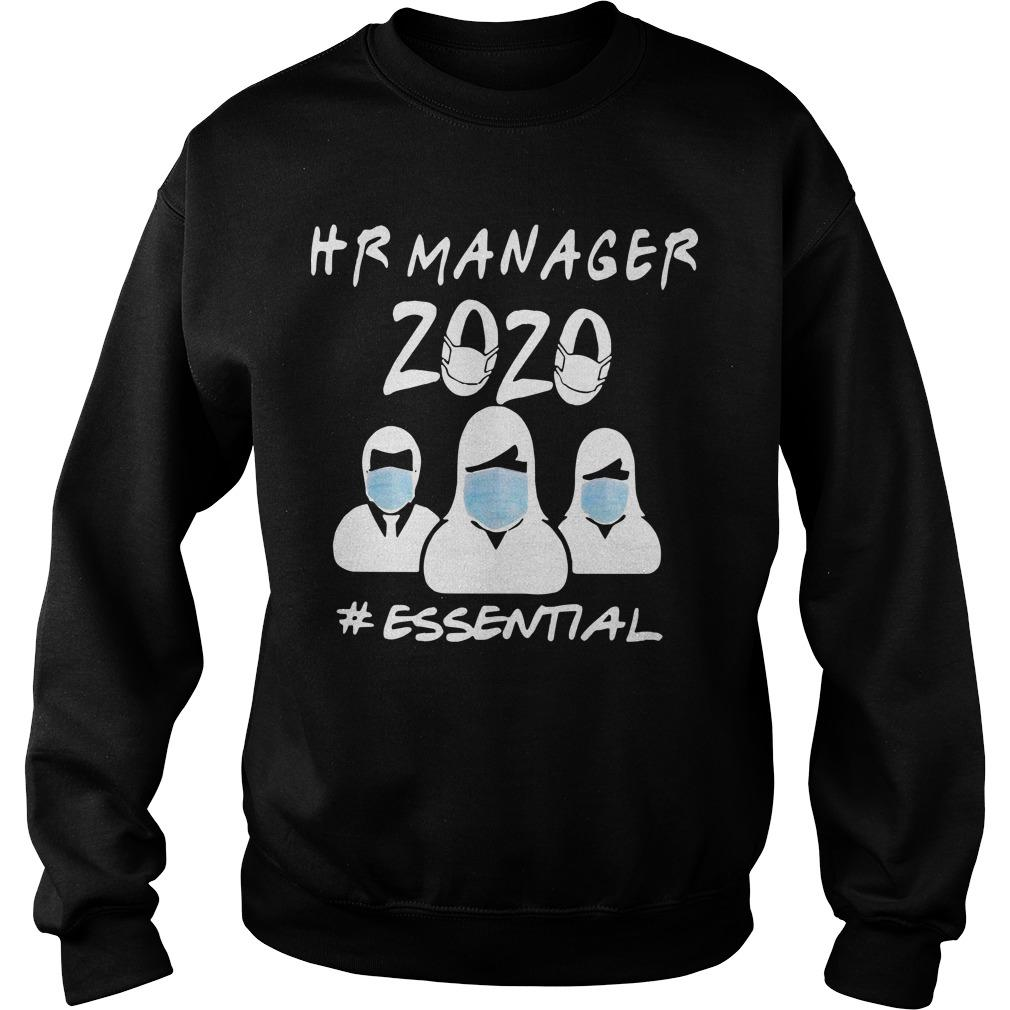 Hr Manager 2020 Essential Sweater