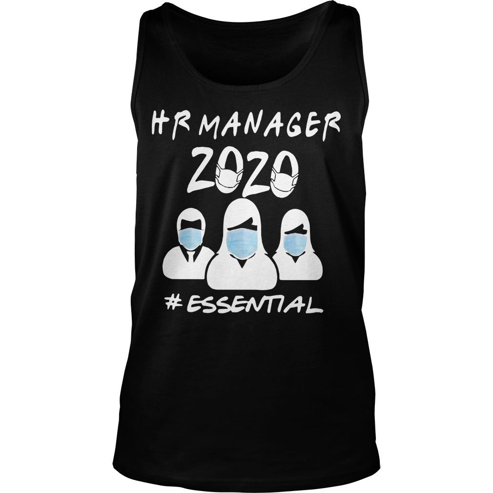 Hr Manager 2020 Essential Tank Top