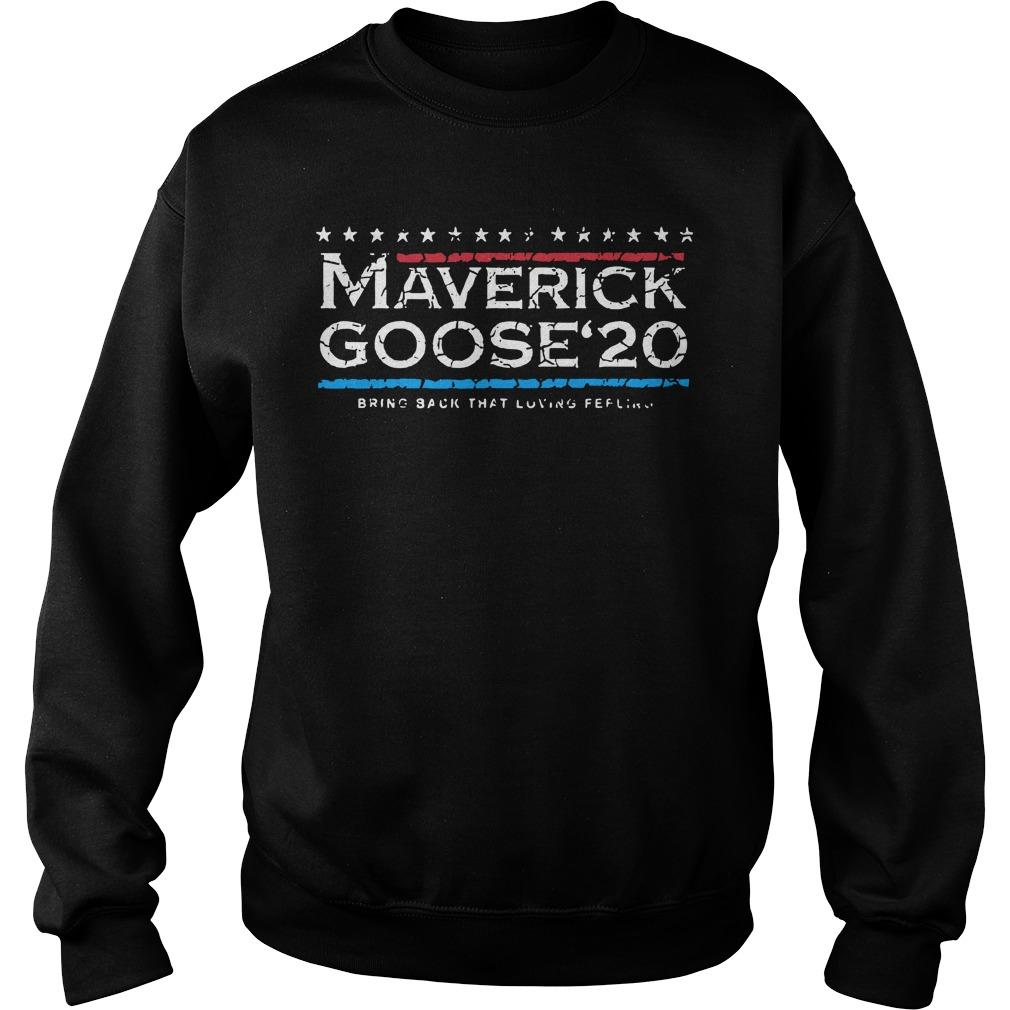 Maverick Goose'20 Bring Back That Loving Feeling Sweater