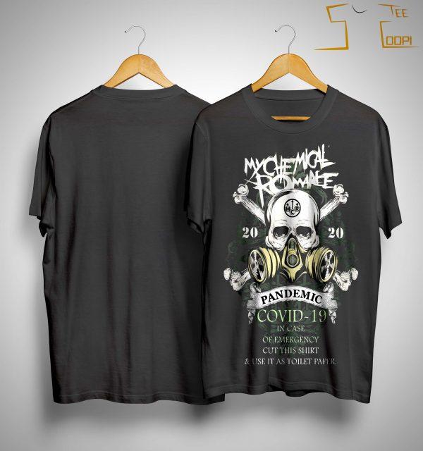 My Chemical Romance Pandemic Covid 19 Shirt