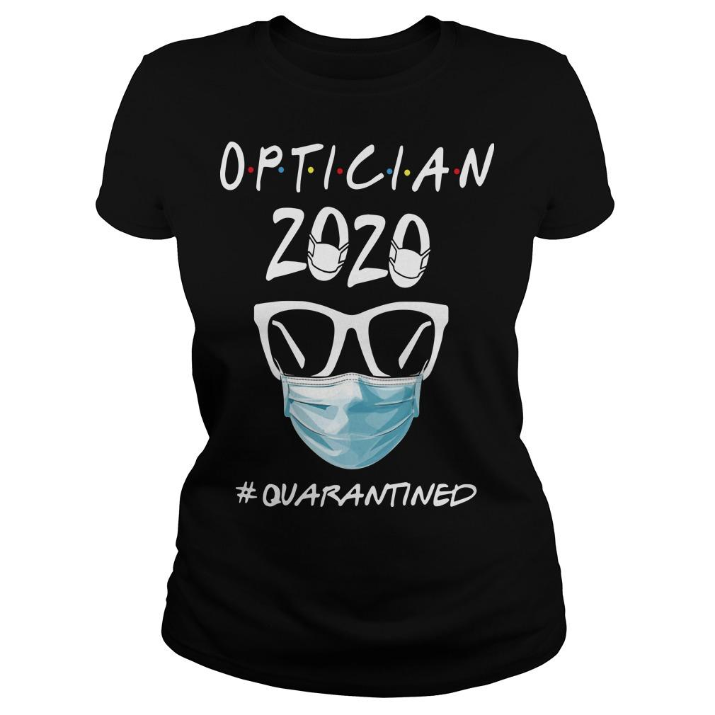 Optician 2020 #quarantined Longsleeve