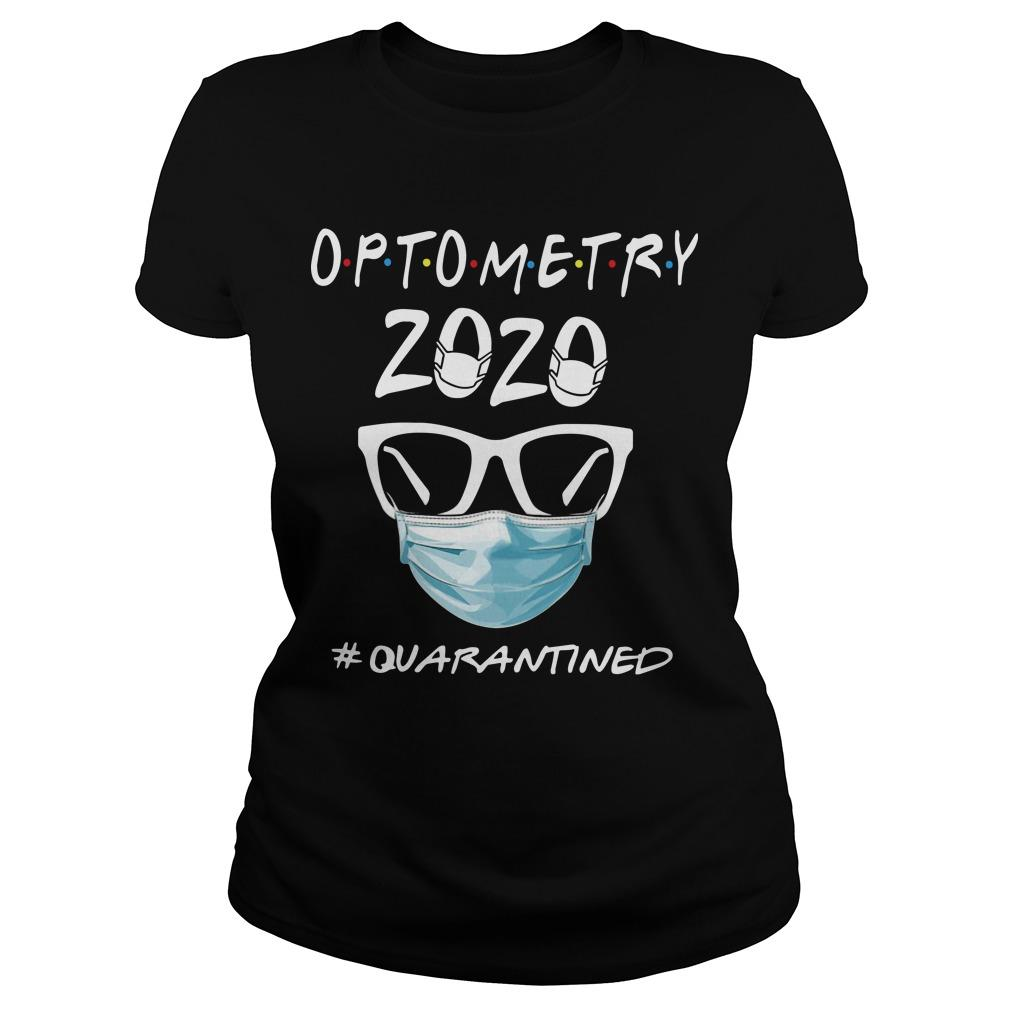 Optometry 2020 #quarantined Longsleeve