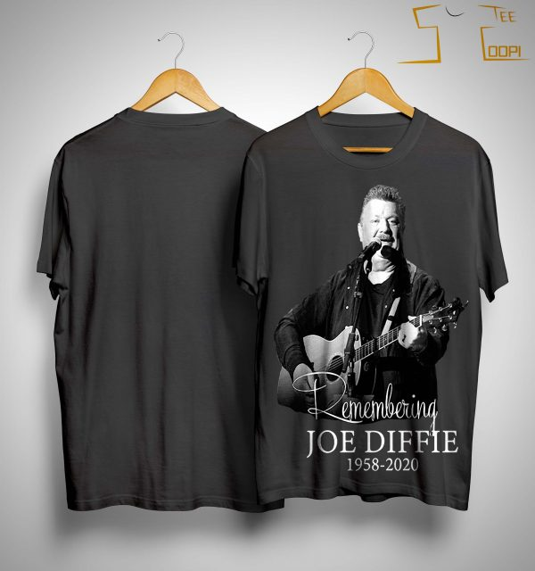 Remembering Joe Diffie 1958 2020 Shirt