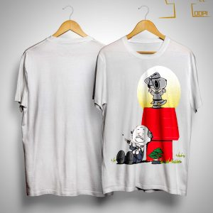 Snoopy Karate Nuts Shirt