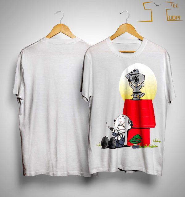 Snoopy Karate Nuts Shirt