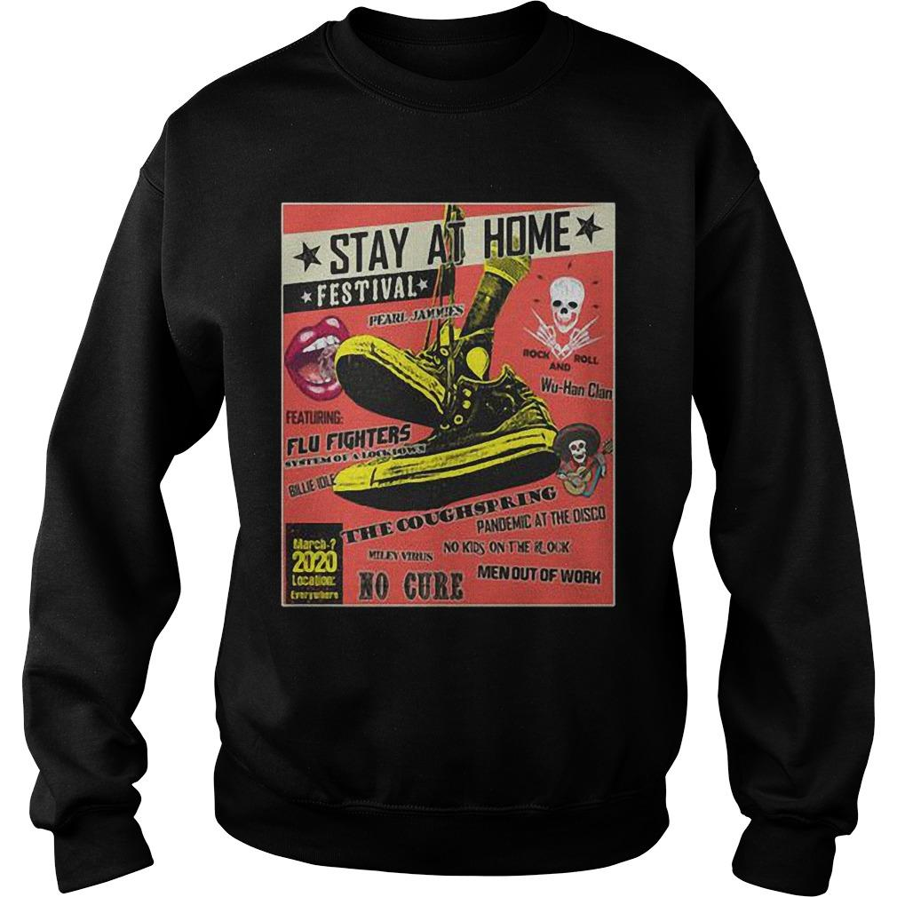 Stay At Home Rockin Festival Sweater