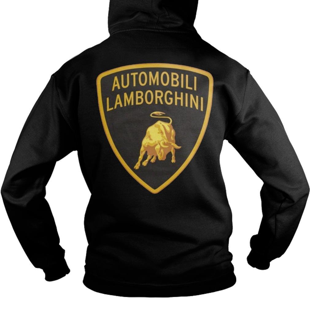 Supreme Lamborghini Hoodie