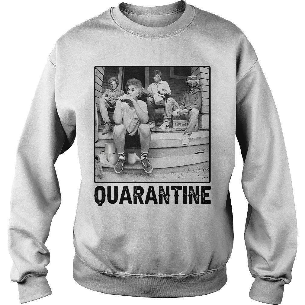 The Golden Girl Quarantine Sweater
