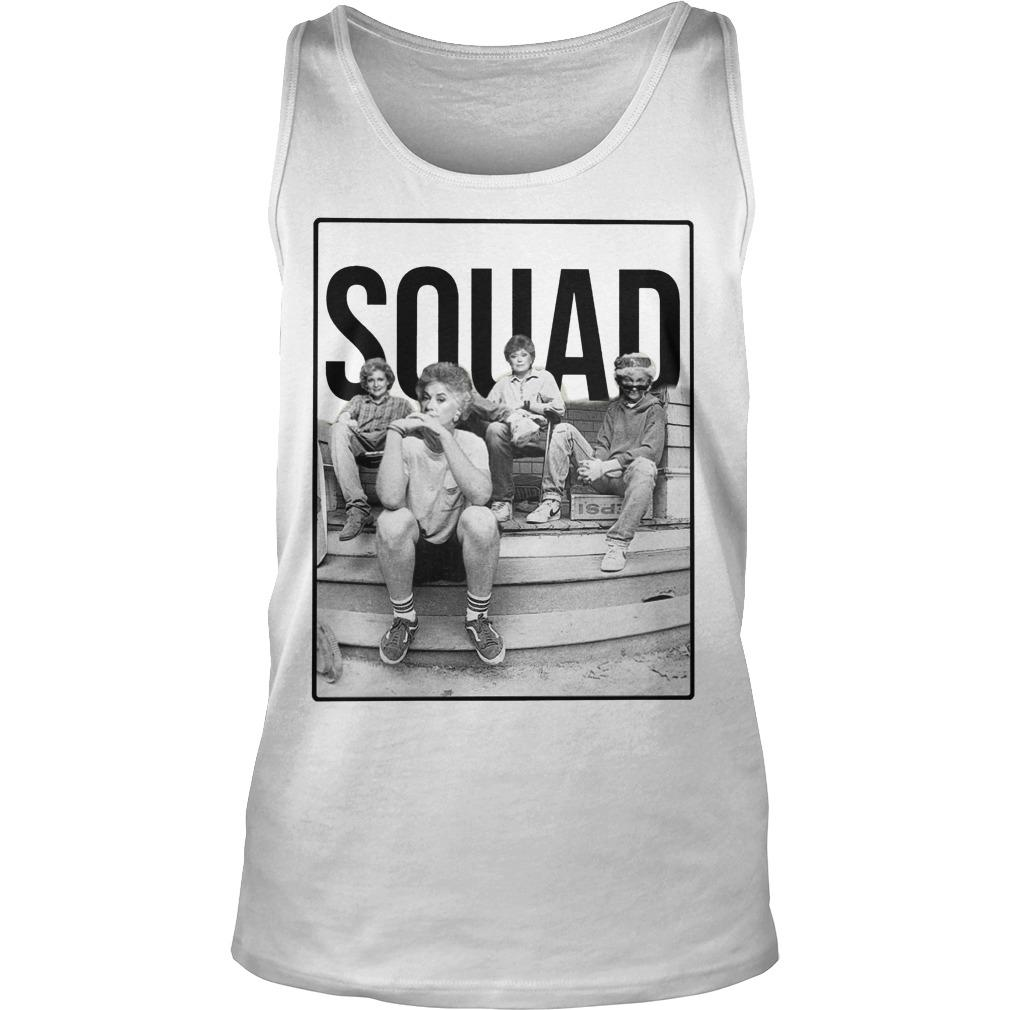 The Golden Girls Squad Tank Top