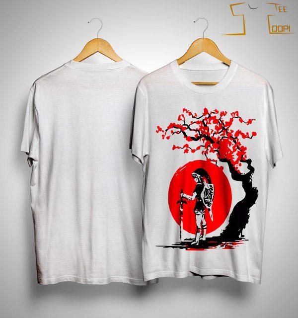 Arya Cherry Blossom Shirt