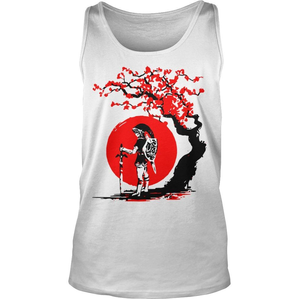 Arya Cherry Blossom Tank Top