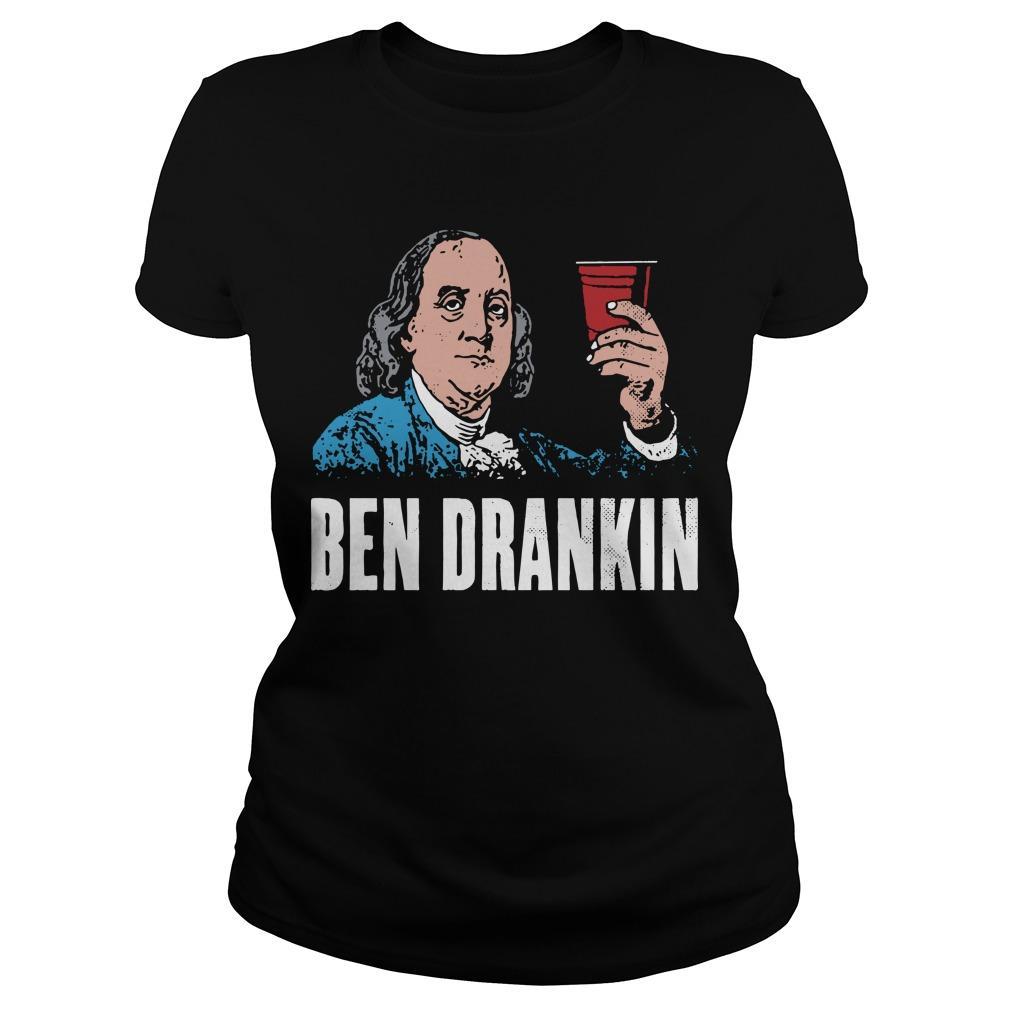 Beer Ben Drankin Longsleeve