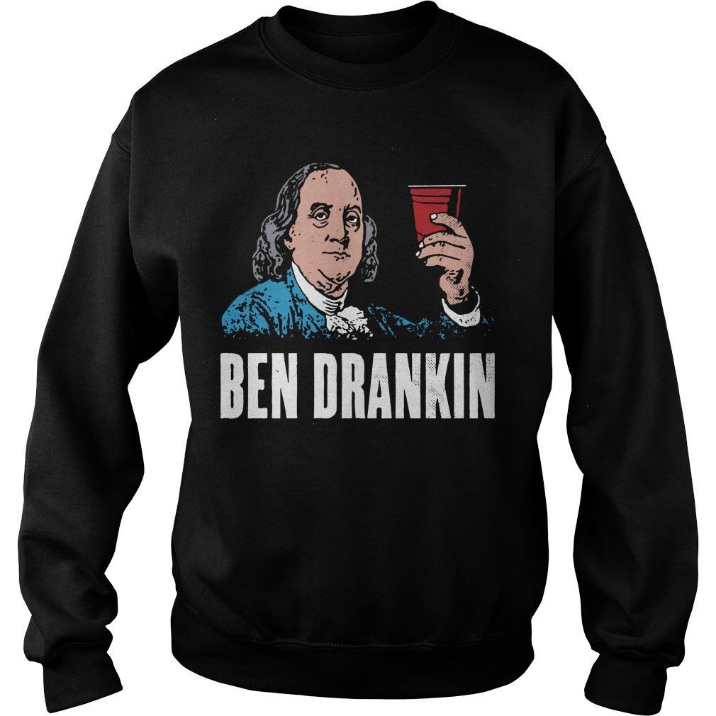 Beer Ben Drankin Sweater
