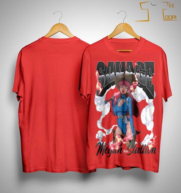 Hot Girl Meg Savage Megan Thee Stallion Shirt