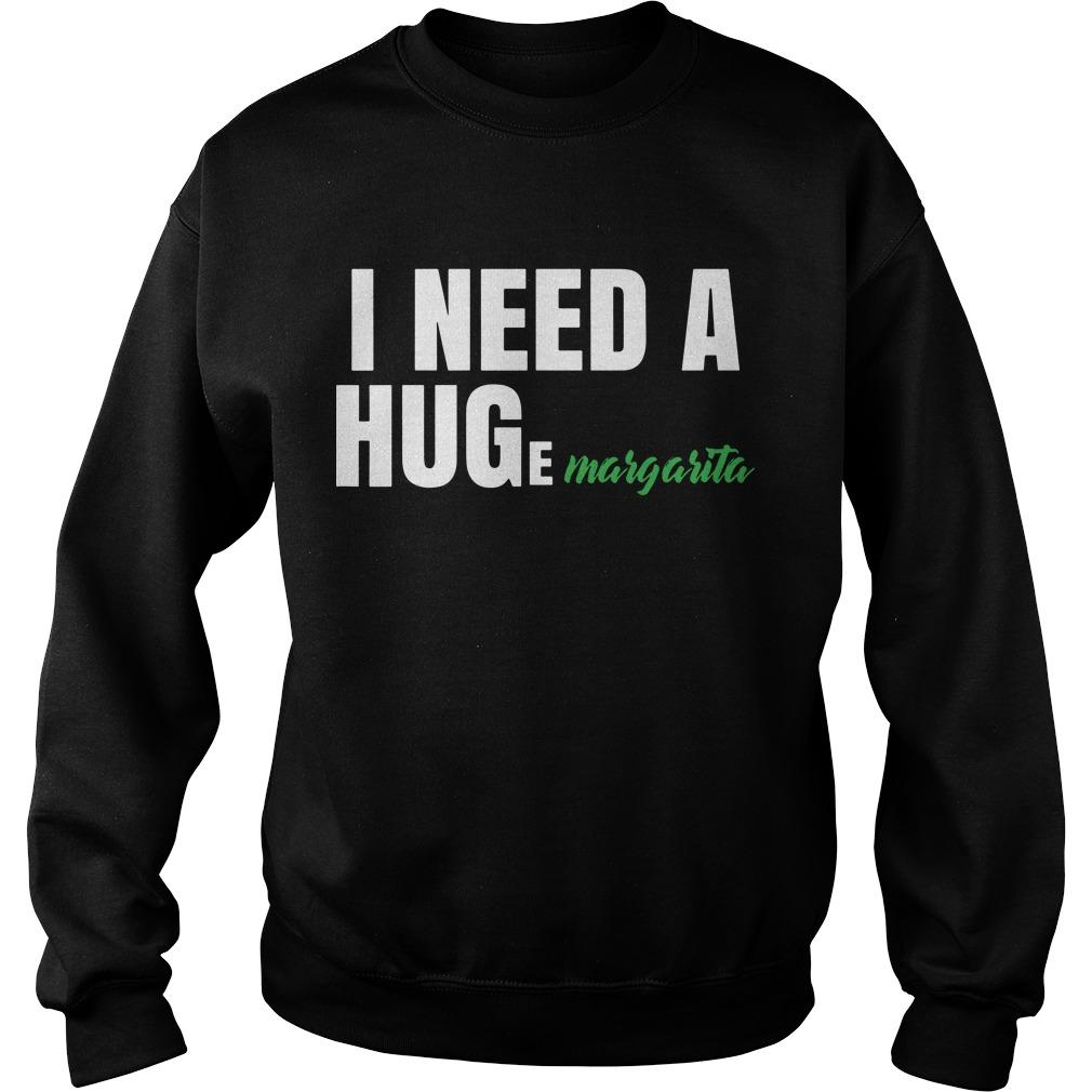 I Need A Huge Margarita Sweater