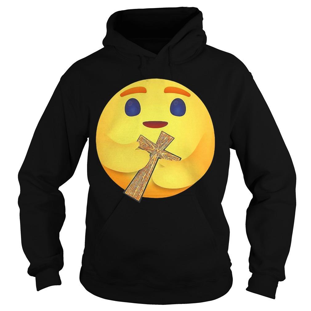 Icon Love Hugging Jesus Hoodie