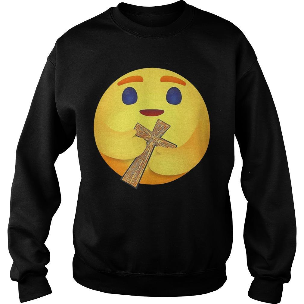 Icon Love Hugging Jesus Sweater