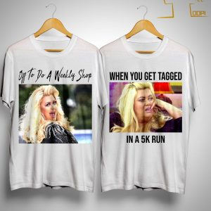 Isolation In The Style Meme Gemma Collins T Shirt