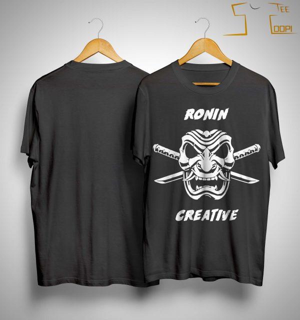 Japanese Ronin Creative Shirt